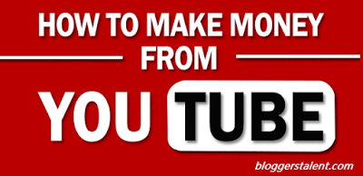 How to Make Money Online From YouTube
