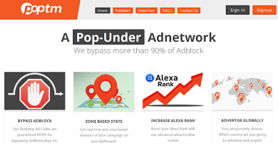 5 Best Pop-Under Ad Network for Indian/Asian Traffic