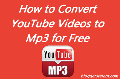 How to Convert YouTube Videos to Mp3 for Free