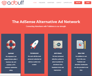 Adbuff Review: Best Adsense Alternative CPM/CPC Ad Network
