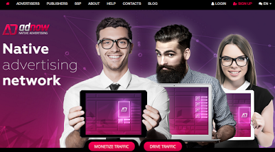 Adnow Review: Native Advertising Network